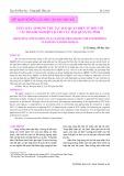 Thúc đẩy áp dụng thủ tục hải quan điện tử đối với các doanh nghiệp tại Chi cục Hải quan HàTĩnh