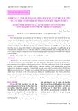 Nghiên cứu ảnh hưởng của nồng độ chất xử lý đến cơ tính của vật liệu composite từ polyester/bột thân cây dừa