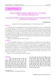 Trách nhiệm xã hội về môi trường của ngành thủy sản hội nhập quốc tế
