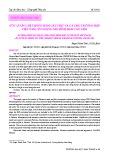 Ước lượng hệ thống hàm cầu thịt và cá cho trường hợp Việt Nam: ứng dụng mô hình hàm cầu AIDS