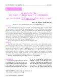 Thu hút giảng viên: Một nghiên cứu tại Trường Đại học Xây dựng Miền Trung