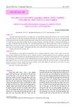Vai trò của giun đốt (Annelida) trong nông nghiệp, nuôi trồng thủy sản và lâm nghiệp