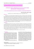 Đánh giá chất lượng dịch vụ của các nhà thuốc trên địa bàn tỉnh Khánh Hòa