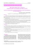 Hiện trạng khai thác và bảo vệ nguồn lợi thủy sản nội địa tại tỉnh An Giang