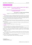 Kết quả nghiên cứu xây dựng nội dung khai thác hợp lý nguồn lợi thủy sản