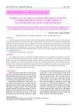 Nghiên cứu các nhân tố ảnh hưởng đến sự hài lòng của khách hàng sử dụng căn hộ chung cư tại thành phố Nha Trang, tỉnh Khánh Hòa
