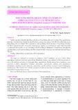 Khả năng kháng kháng sinh của vi khuẩn Vibrio alginolyticus gây bệnh đỏ thân trên tôm hùm bông (Panulirus ornatus) ở tỉnh Phú Yên