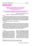 Nghiên cứu ảnh hưởng của thông số hàn đến độ bền kéo mối hàn ma sát khuấy tấm hợp kim nhôm AA7075