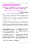 Nghiên cứu xác định trường ứng suất trong trục khuỷu động cơ D12 bằng phương pháp phần tử hữu hạn