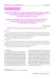Nghiên cứu thiết kế và chế tạo bộ điều khiển máy khảo nghệm ma sát phục vụ công tác giảng dạy và nghiên cứu  tại Trường Đại học Nha Trang