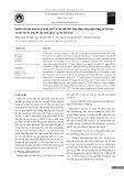 Nghiên cứu mô hình xử lý nước suối Tà Vải tỉnh Hà Giang bằng công nghệ màng lọc kết hợp vật liệu lọc đa năng để cấp nước phục vụ cho sinh hoạt