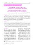 Hoàn thiện kế toán quản trị chi phí tại Công ty Cổ phần Xây dựng Khánh Hòa