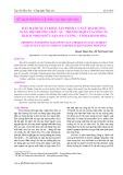 Đẩy mạnh xuất khẩu sản phẩm cá ngừ đại dương sang thị trường Châu Âu - Trường hợp của Công ty Trách nhiệm hữu hạn Hải Vương, tỉnh Khánh Hòa