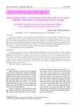 Hoạch định chiến lược kinh doanh cho Công ty Cổ phần Chế biến lâm thủy sản Khánh Hòa đến năm 2020