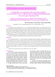 Ảnh hưởng của mật độ ương lên sinh trưởng và tỷ lệ sống của ấu trùng hàu tam bội Thái Bình Dương (Crassostrea gigas Thunberg, 1793)