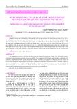 Hoàn thiện công tác quản lý thuế trong lĩnh vực thương mại trên địa bàn thành phố Nha Trang