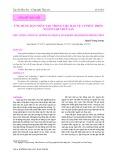 Ứng dụng rạn nhân tạo trong việc bảo vệ và phát triển nguồn lợi thủy sản