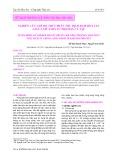 Nghiên cứu chế độ thủy phân thu dịch đạm hòa tan giàu axít amin từ protein cá tạp