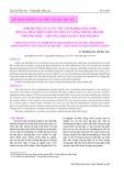Ảnh hưởng của marketing-mix đến sự nhận biết, liên tưởng và lòng trung thành thương hiệu - Trường hợp Sanest Khánh Hòa