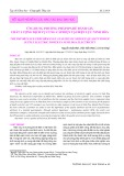 Ứng dụng phương pháp IPA để đánh giá chất lượng dịch vụ cung cấp điện tại Điện lực Ninh Hòa