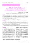 Phát triển nguồn nhân lực tại Sở Tài nguyên và Môi trường Khánh Hòa