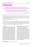 Nghiên cứu phương pháp kiểm tra độ bền chung sử dụng trong bài toán tối ưu hóa kết cấu tàu vỏ thép