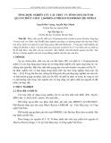 Tổng hợp, nghiên cứu cấu trúc và tính chất huỳnh quang phức chất 1,10 Phenantrolin dysprozi (iii) nitrat