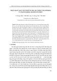 Nhận dạng mặt người dùng polar cosine transform và mạng Radial basis function