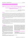 Chiến lược Công ty Cổ phần Muối Khánh Hòa đến năm 2020