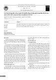 Lựa chọn bài tập phát triển sức mạnh tốc độ nhằm nâng cao hiệu quả kỹ thuật đập cầu cho nam sinh viên học môn tự chọn cầu lông trường Đại học Tân Trào