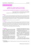 Nghiên cứu áp dụng phản ứng Fenton để phân tích hoạt tính chống oxy hóa