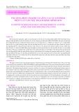 Ứng dụng phân tích độ co giãn của cầu sản phẩm thịt và cá vào việc hoạch định chính sách