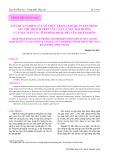 Kết quả nghiên cứu về thực trạng bảo quản sản phẩm sau thu hoạch trên tàu câu cá ngừ đại dương của ngư dân các tỉnh Bình Định, Phú Yên, Khánh Hòa