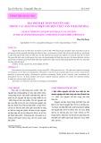 Đặc điểm kế toán nguyên liệu trong các doanh nghiệp chế biến thủy sản ở Khánh Hòa