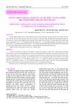 Tuyển chọn chủng vi khuẩn Lactic khử Cyanua tổng thích hợp trên môi trường bã sắn