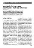 Quy định mới về xử phạt vi phạm niêm yết và đăng ký giao dịch chứng khoán