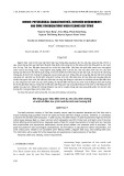 Bài tổng quan: Đặc điểm sinh lý, nhu cầu dinh dưỡng và một số điểm lưu ý khi nuôi bò sinh sản hướng thịt