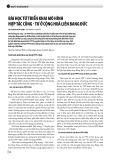 Bài học từ triển khai mô hình hợp tác công tư ở Cộng hoà Liên Bang Đức