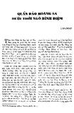 Quần đảo Hoàng Sa dưới thời Ngô Đình Diệm