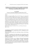 United state experience in management of science and technology activities funded by foundations and some suggestions for Vietnam