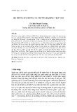 Hệ thống STI trong các trường đại học Việt Nam