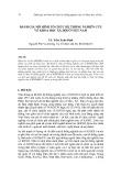 Đánh giá mô hình tổ chức hệ thống nghiên cứu về khoa học xã hội ở Việt Nam