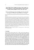 Phát triển nông nghiệp ứng dụng công nghệ cao trong lĩnh vực công nghệ sinh học ở Trung Quốc (Bài học kinh nghiệm và gợi ý cho Việt Nam)