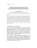 Study of management policies of activities of scientific research and technological development for US corporations and companies