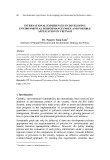 International experiences in developing environmental performance index and possible application in Vietnam