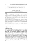 Hoạt động đổi mới trong các doanh nghiệp chế biến thủy sản tỉnh Khánh Hòa