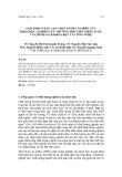 Giải pháp nâng cao chất lượng nghiên cứu khoa học: Nghiên cứu trường hợp viện chiến lược và chính sách khoa học và công nghệ