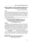 Đánh giá 5 năm (2007-2012) kết quả nội soi tán sỏi qua da bằng điện thủy lực trong điều trị sỏi đường mật