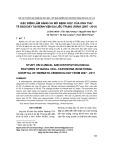 Đặc điểm lâm sàng và mô bệnh học của ung thư tế bào đáy tại Bệnh viện Da liễu Trung ương (2007-2011)