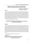 Nghiên cứu phân lập vi khuẩn và tách chiết enzym urease từ môi trường nuôi cấy helicobacter pylori